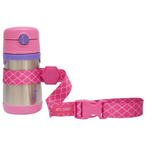 foogo sippy cup with strap